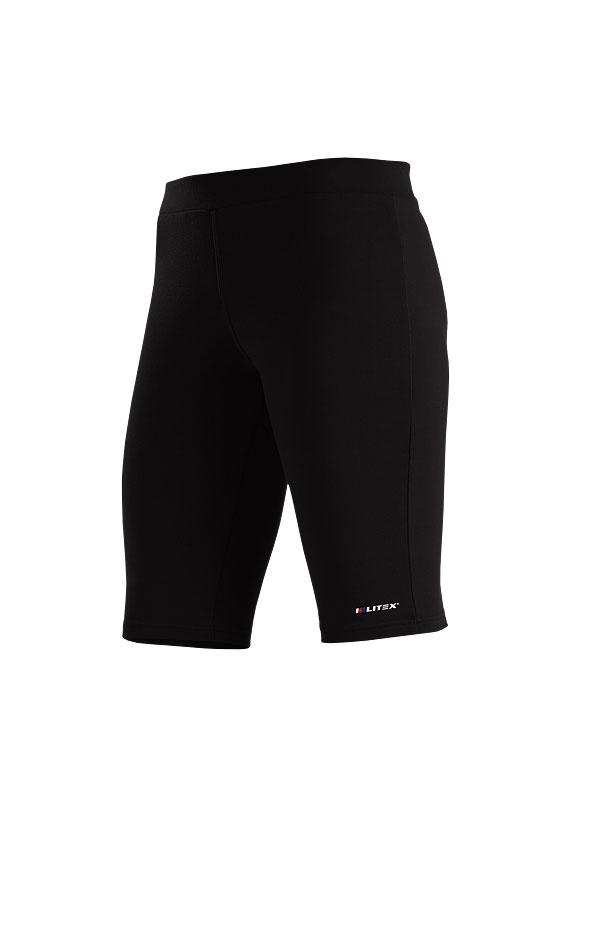 LITEX Leggings nad kolena 99430901 černá