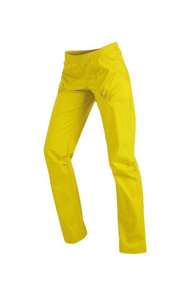 LITEX Kalhoty dámské dlouhé bokové. 99581104 žlutozelená a0409bbd9b