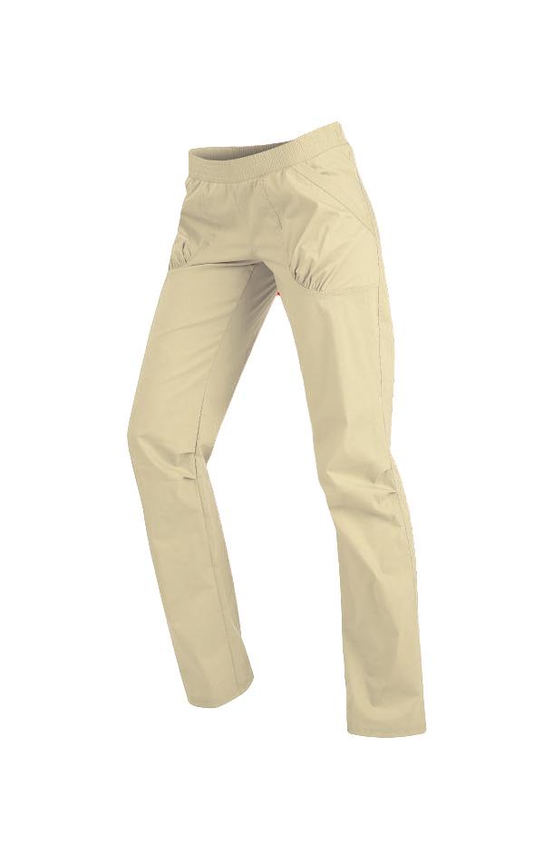 LITEX Kalhoty dámské dlouhé bokové. 99581401 béžová XL 66d8d218b1