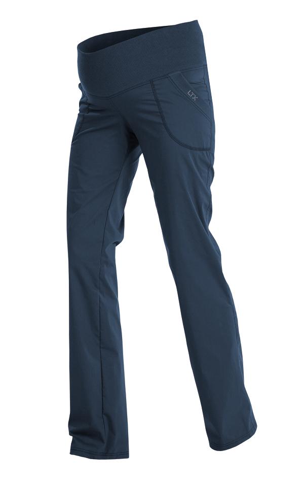 LITEX Kalhoty těhotenské dlouhé 99526514 tmavě modrá