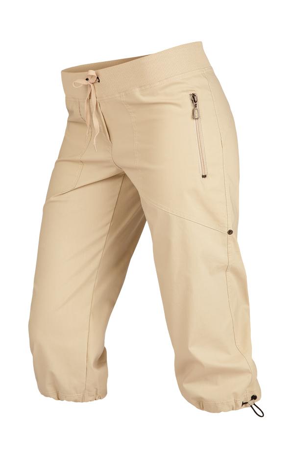 Kalhoty dámské v 3 4 délce bokové. 99583 LITEX - OK Móda 300b546025