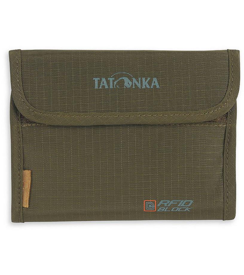 Tatonka Euro Wallet RFID B Peněženka TAT2105112002 olive