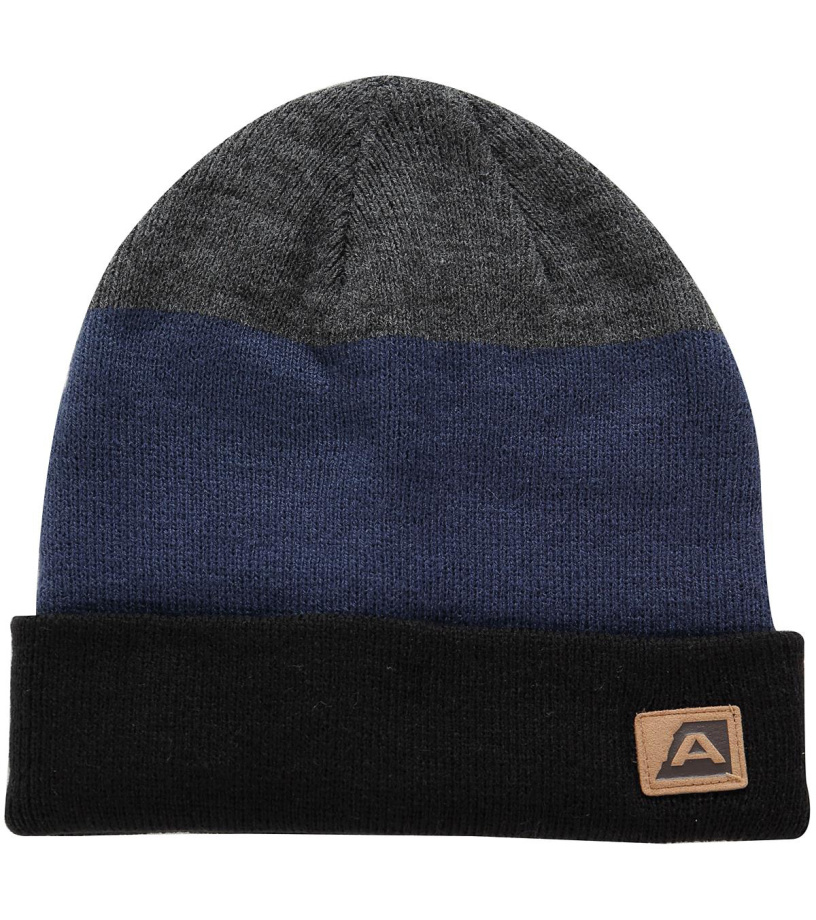 ALPINE PRO ABENE Zimní čepice UHAM050602 mood indigo