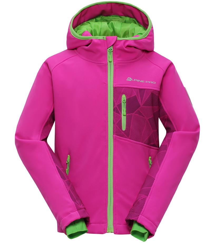 Dětská softshellová bunda TAKHO INS. ALPINE PRO - OK Móda 6d5631aa71