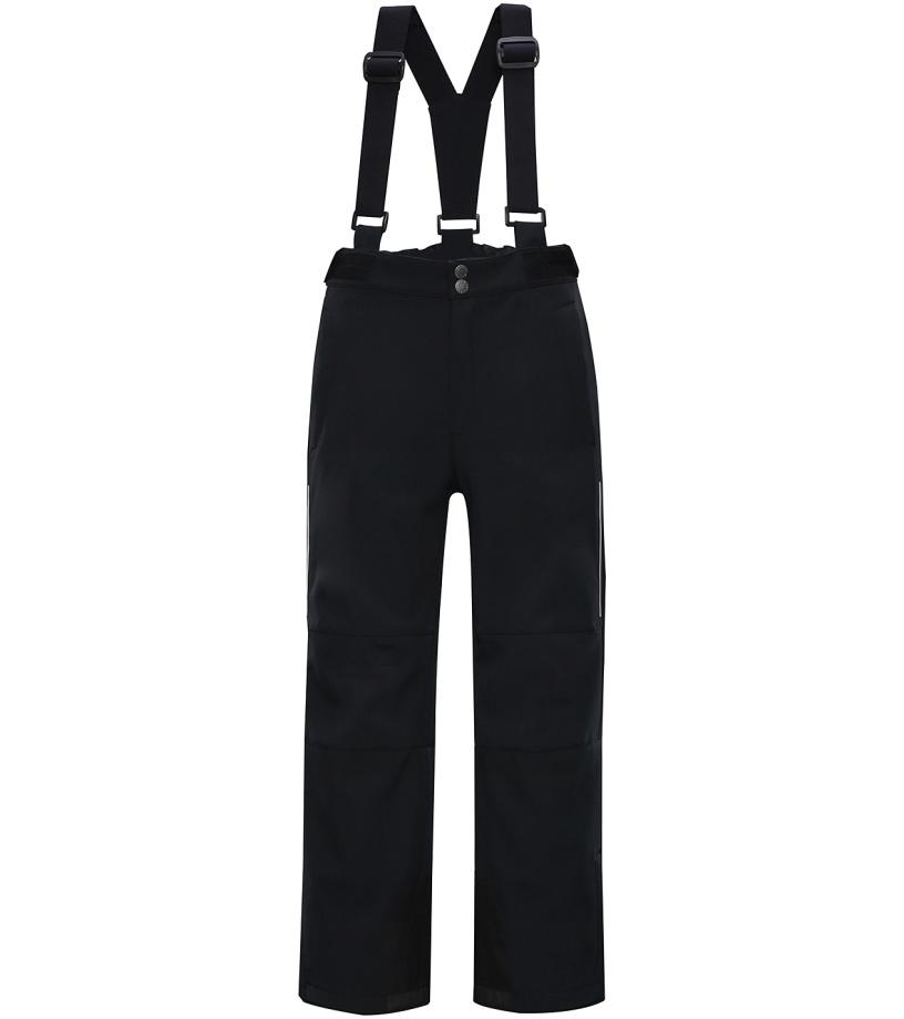 ALPINE PRO NEXO Dětské kalhoty KPAH055990 černá 104-110