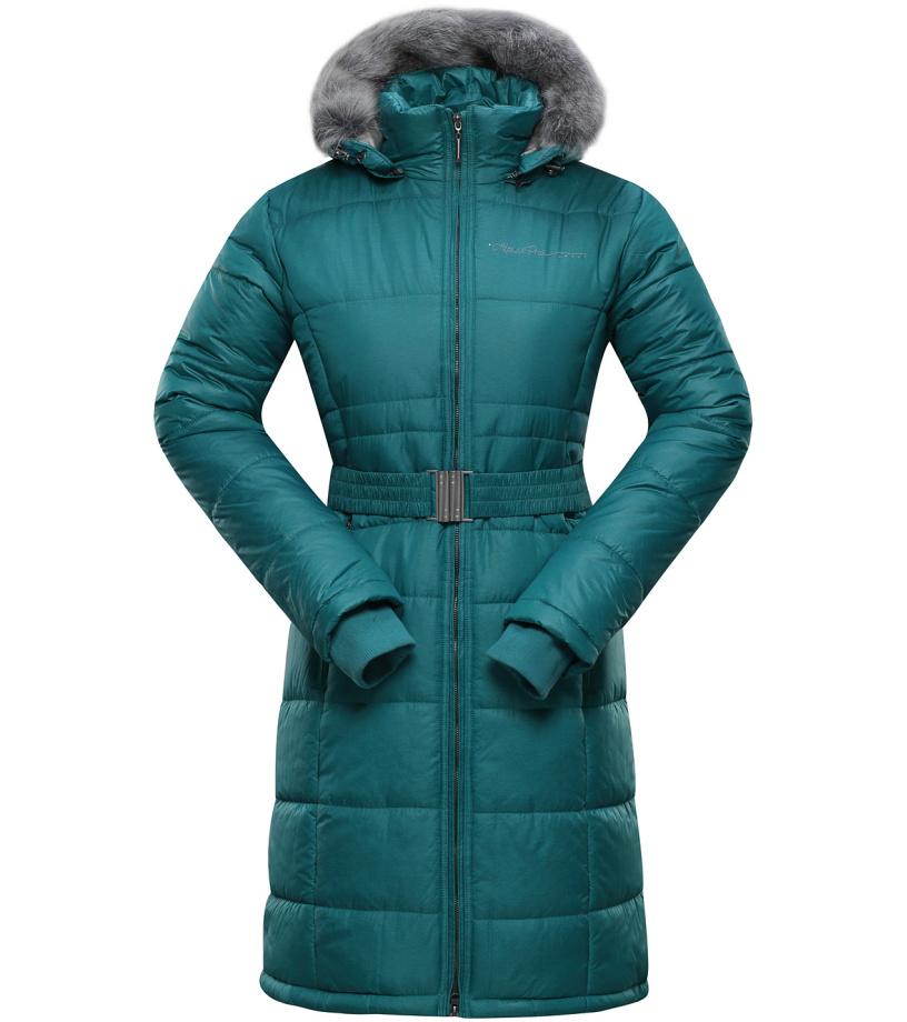 ALPINE PRO THERESE Dámský kabát LCTH020598 navigate XS