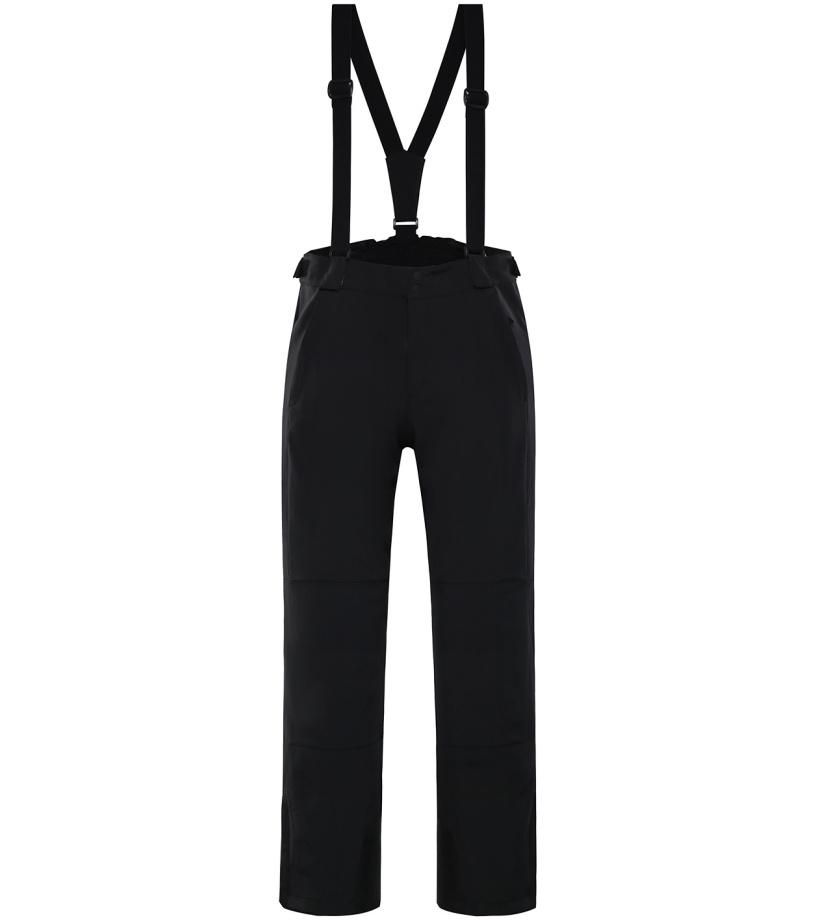 ALPINE PRO NEX Pánské kalhoty MPAH130990 černá M