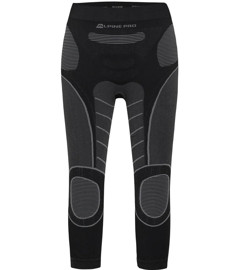 ALPINE PRO PINEIOS Pánské prádlo MUNH018990 černá XS-S