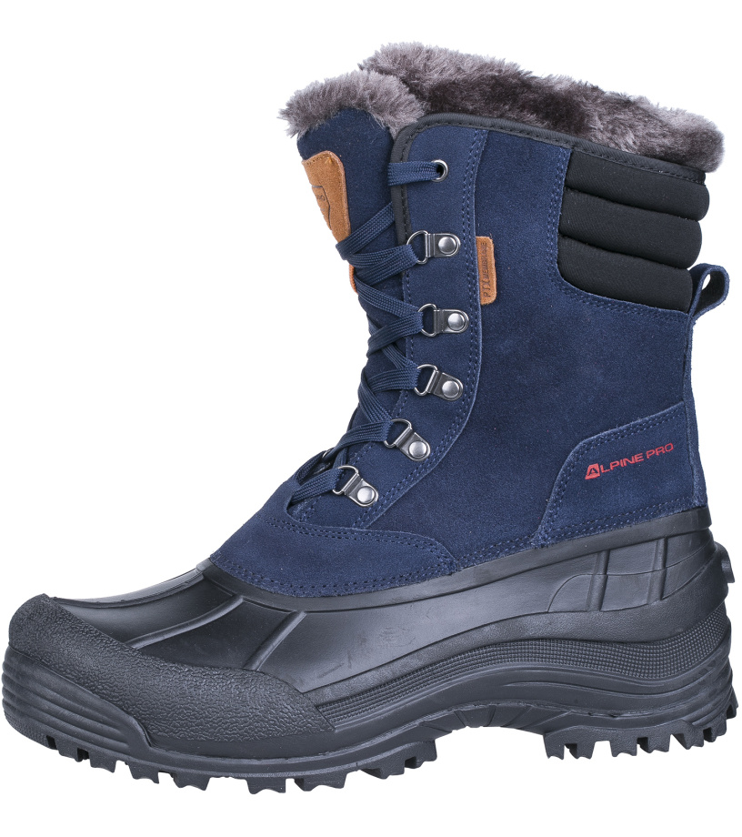 ALPINE PRO SAMKOS Uni zimní obuv UBTH109602 mood indigo 39