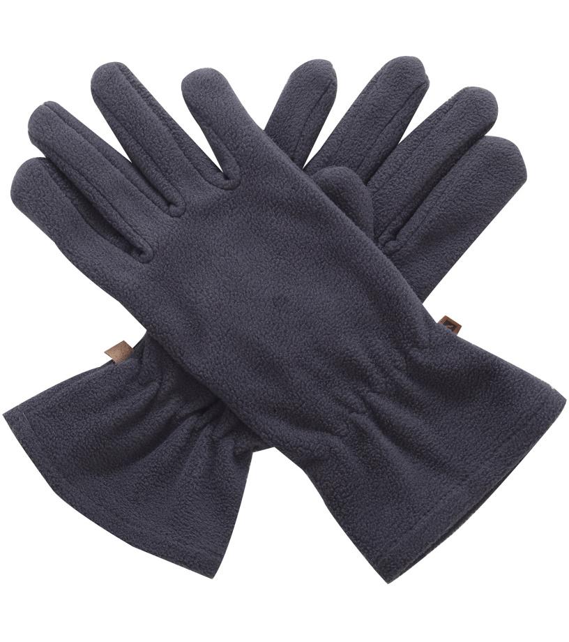 ALPINE PRO HERIX Unisex rukavice UGLH005779 tmavě šedá
