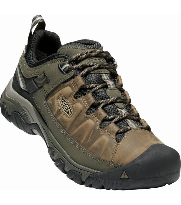 KEEN TARGHEE III WP M Pánská obuv KEN1203146103 bungee cord/black 43