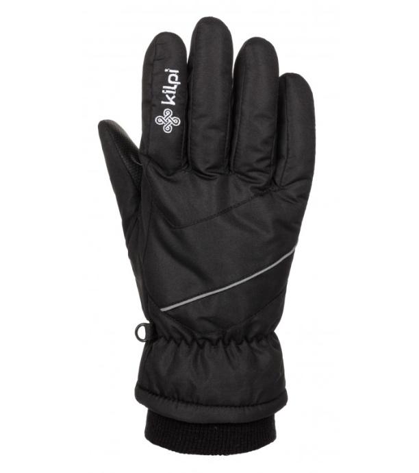 KILPI Unisex lyžařské rukavice TATA-U LU0009KIBLK Černá M