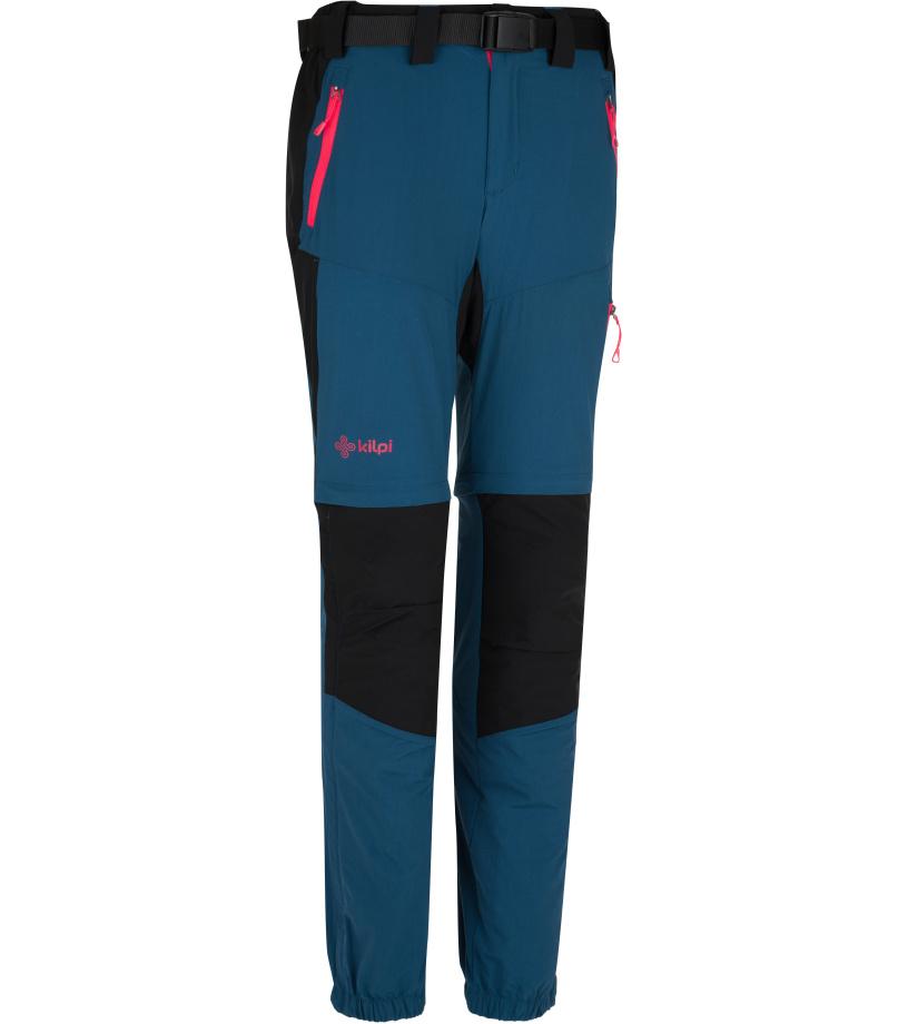 KILPI Dámské outdoor kalhoty HOSIO-W IL0071KIDBL Tmavě modrá