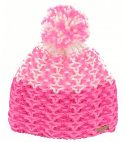 RELAX AMELIA Zimní čepice RKH135A růžová