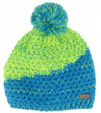 RELAX CATRINA Dětská zimní čepice RKH136C modrá