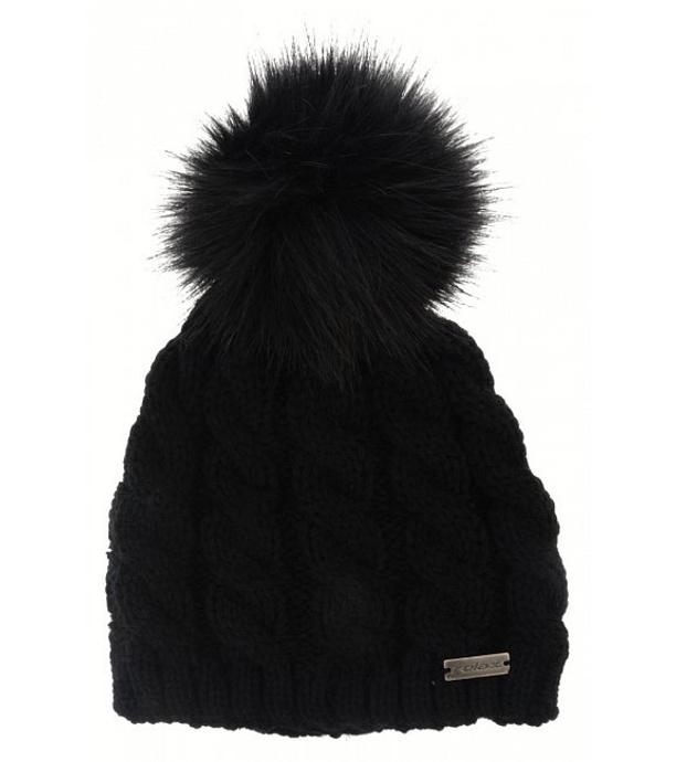 RELAX Zimní čepice Zimní čepice RKH16A černá 3f43beea65