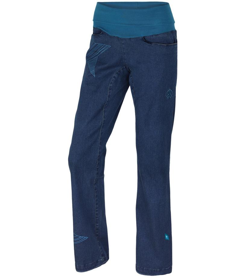 Rafiki Etnia jeans Dámské kalhoty 117RF0027LP01 Denim 36