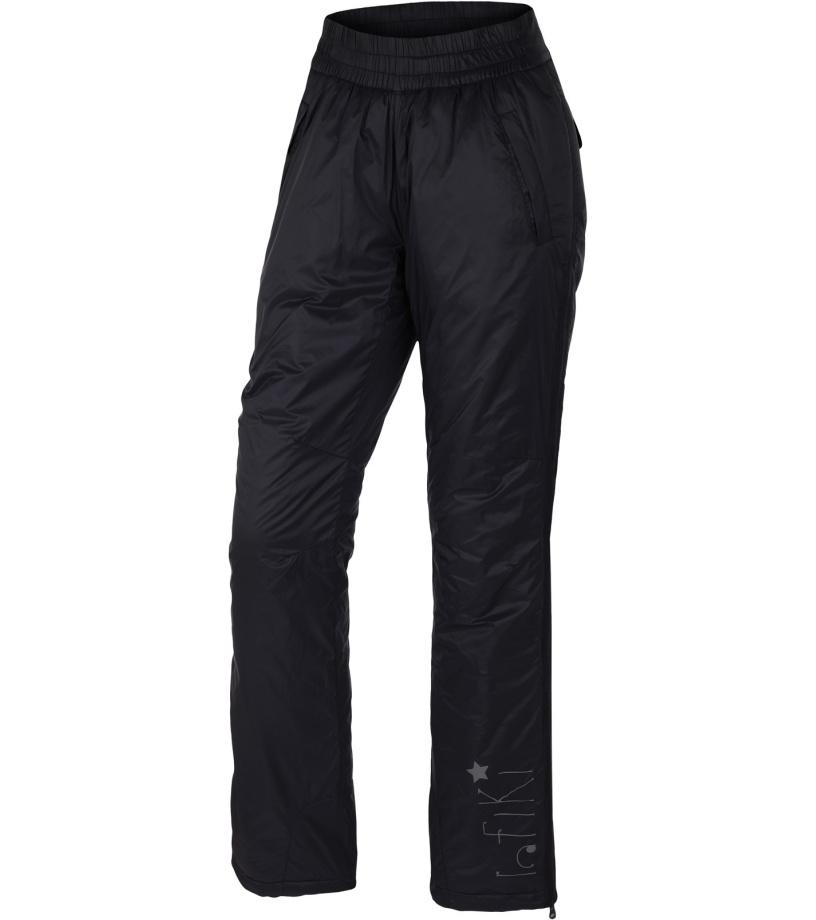 Rafiki Adore Dámské zateplené kalhoty 216RF0041HP01 Anthracite 34