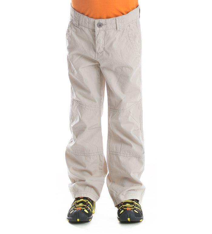 ALPINE PRO Salado Dětské kalhoty KPAE019119 moonstruck 104-110