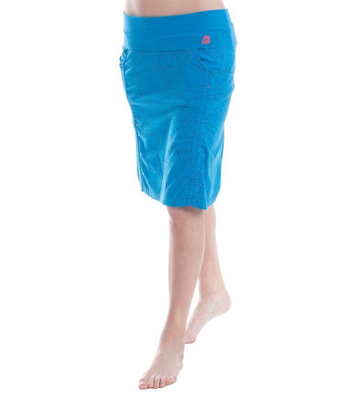 ALPINE PRO ABODANCE 2 Dámská sukně LSKE016631PA dresden