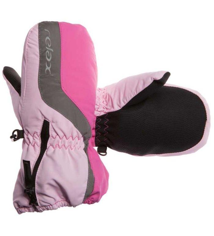 RELAX CLOUN Dětské lyžařské rukavice RR03C 3Y