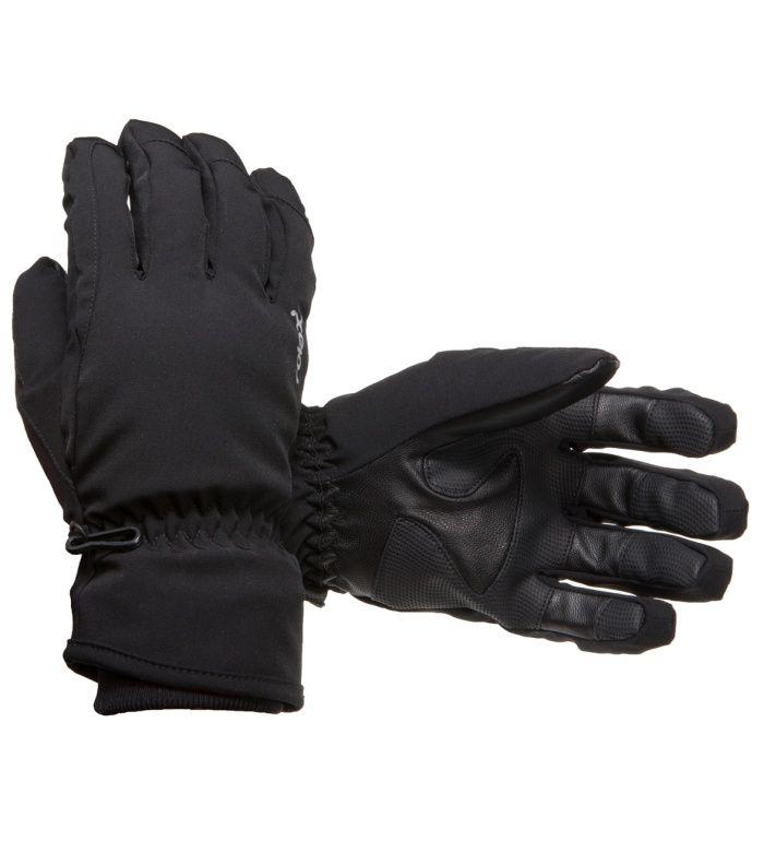 RELAX CIBA Dámské lyžařské rukavice RR04A černá 8