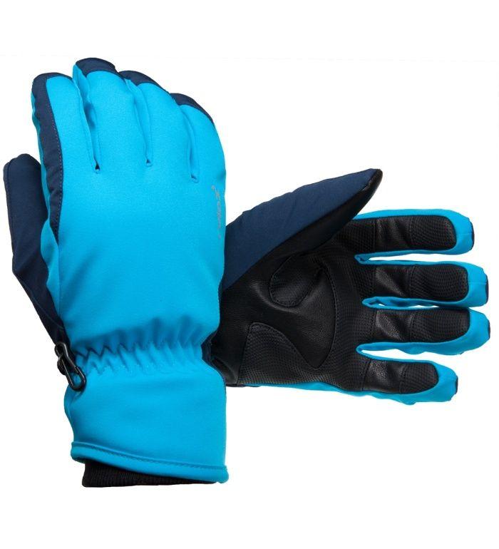 RELAX CIBA Dámské lyžařské rukavice RR04D modrá 7,5