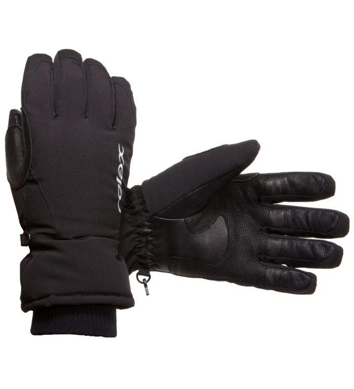 RELAX CISI Dámské lyžařské rukavice RR10A černá 6.5