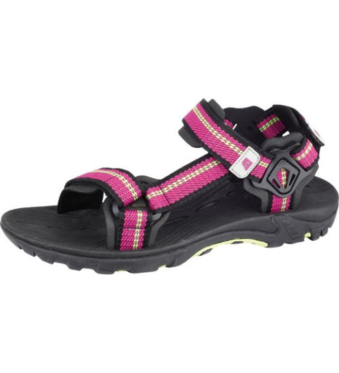ALPINE PRO UZUME Uni letní obuv UBTE052450 virtual pink 37
