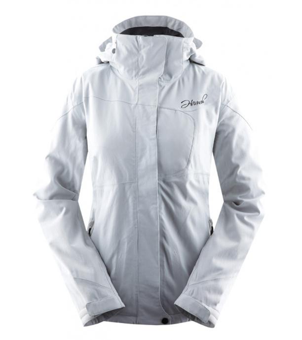 HANNAH ATTALEY Dámská zimní bunda 211HH0035HJ03 White line 36