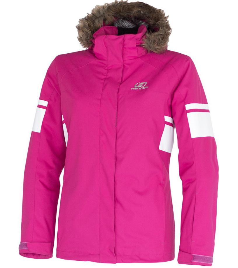 HANNAH CLARISS Dámská lyžařská bunda 214HH0033HJ02 Baton rouge 42