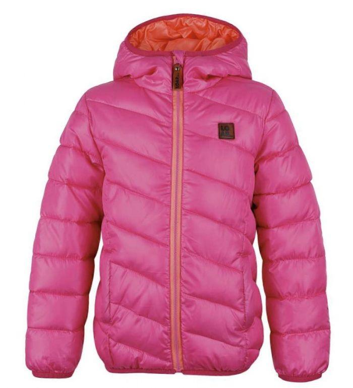 LOAP BEN Dětská zimní bunda .L5116J60JD růžová 152