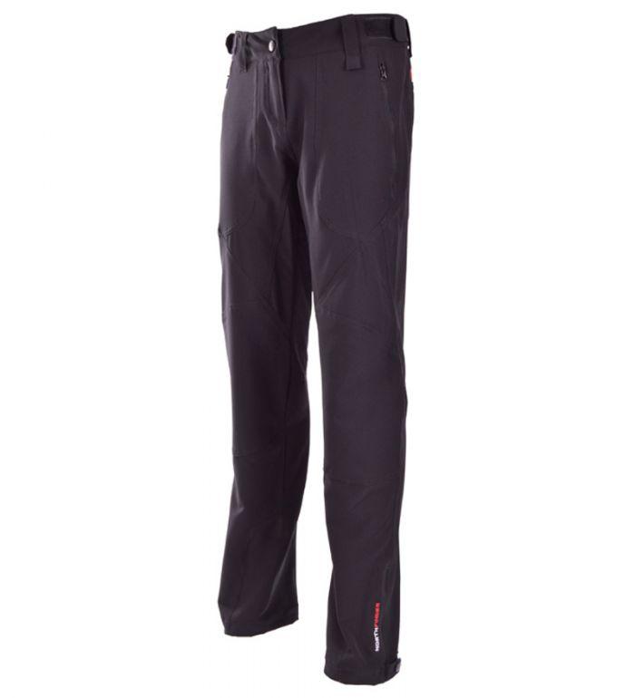NORTHFINDER VALERIA Dámské kalhoty NO-4136OR269 černá L