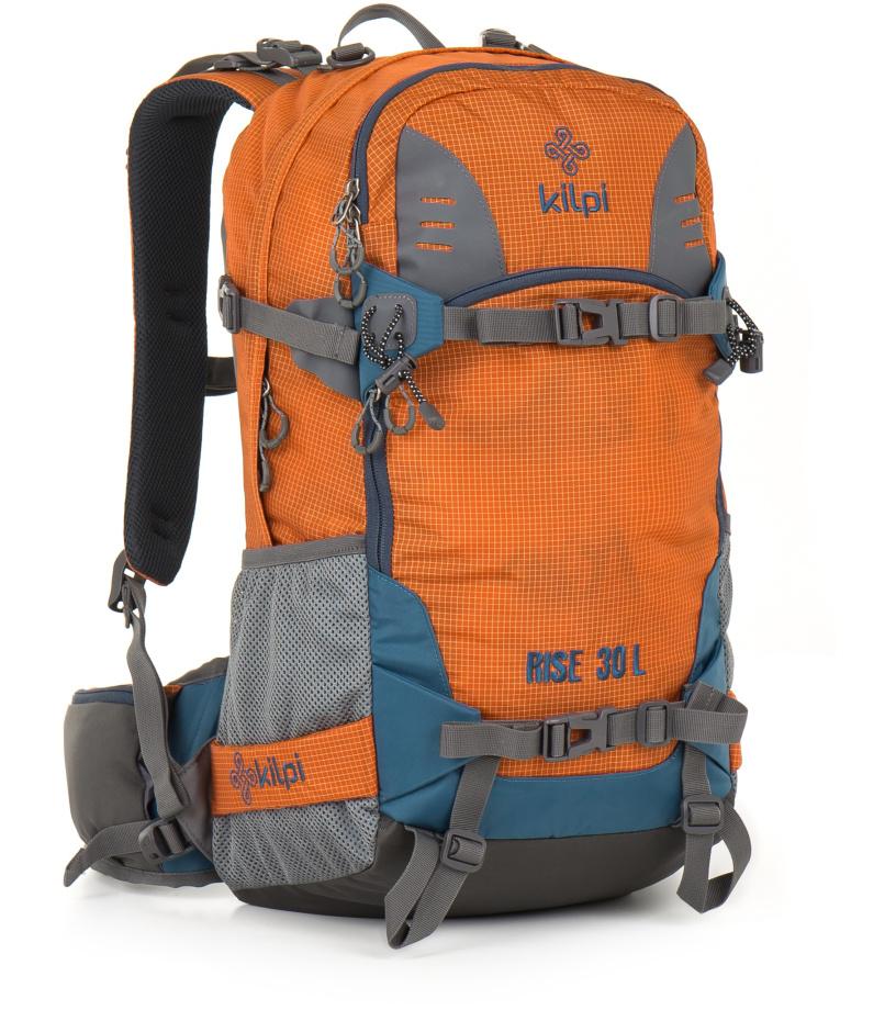 KILPI Freeridový/skialpový batoh 30L RISE GU0014KIORN Oranžová 30l