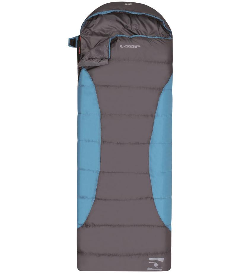 LOAP SALIDO Dekový spací pytel SP1722L34T modrá