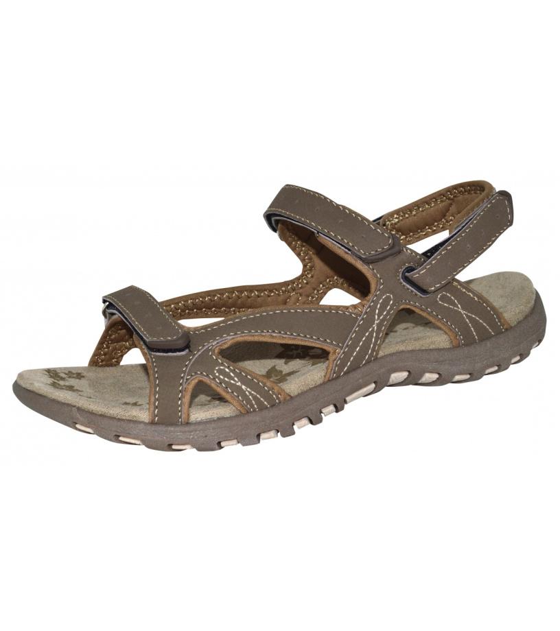 LOAP DESSA Dámské sandále SSL1759R10R béžová 37