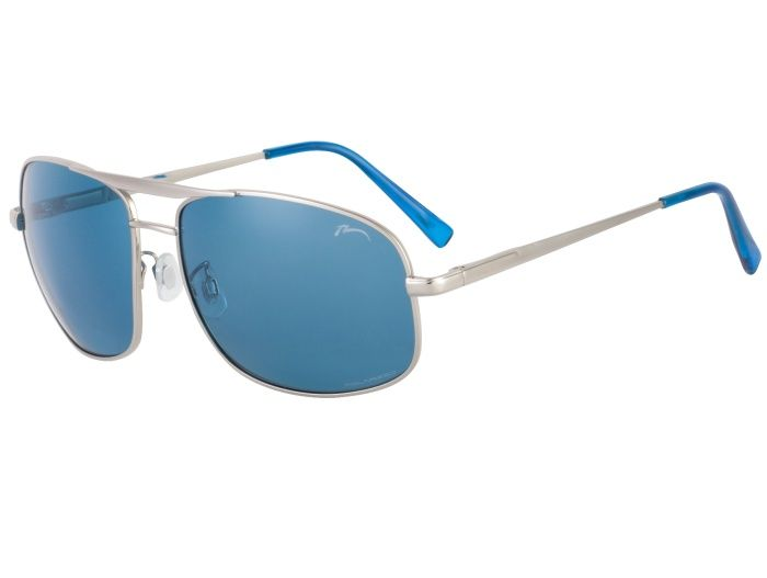 RELAX Sluneční brýle R1126 stříbrná