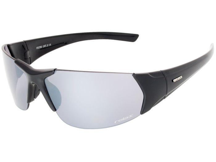 RELAX Mohu Sluneční brýle sportovní R5296 černá