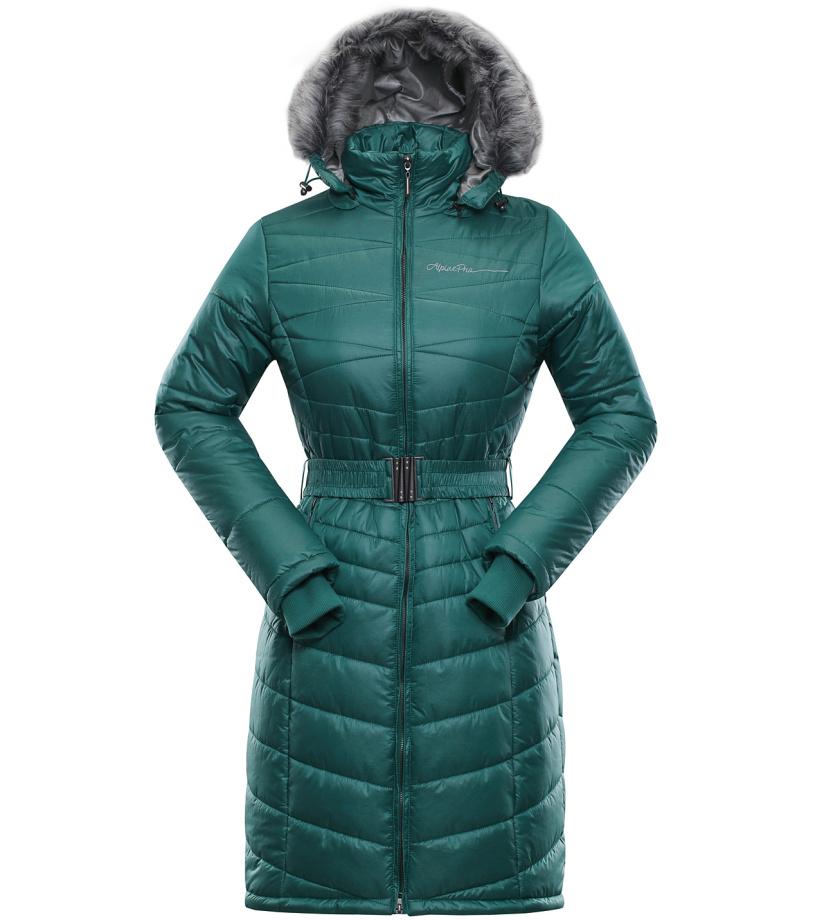 ALPINE PRO THERESE 2 Dámský zimní kabát LCTK049562 Ponderosa XS
