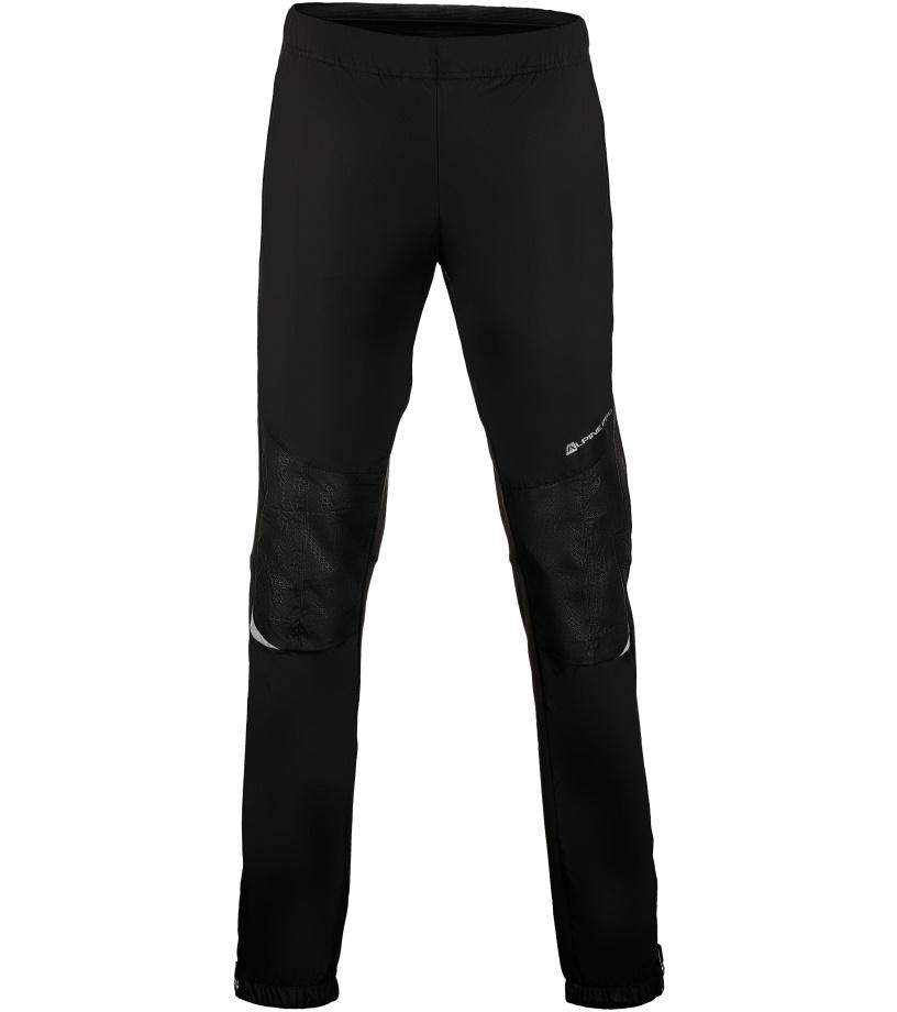 ALPINE PRO HUWA Dámské sportovní kalhoty LPAK141990 černá XS