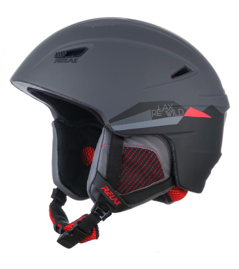 RELAX WILD Lyžařská helma RH17C M