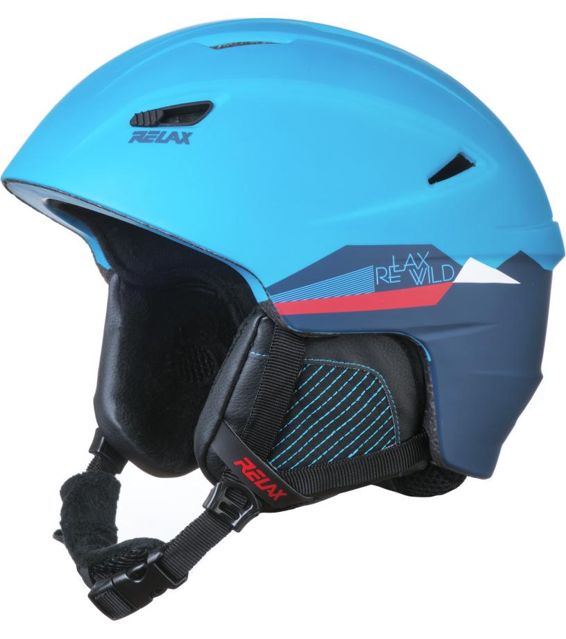 RELAX WILD Lyžařská helma RH17H L