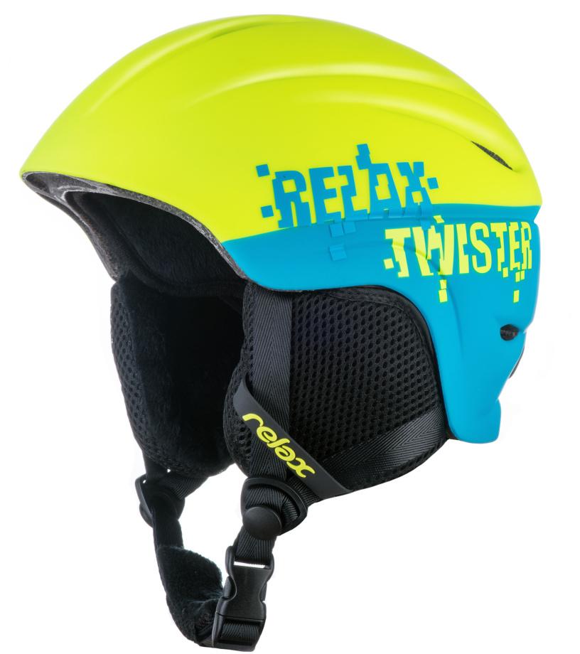 Detská lyžiarska helma TWISTER RELAX - OK Móda 538d7049eee