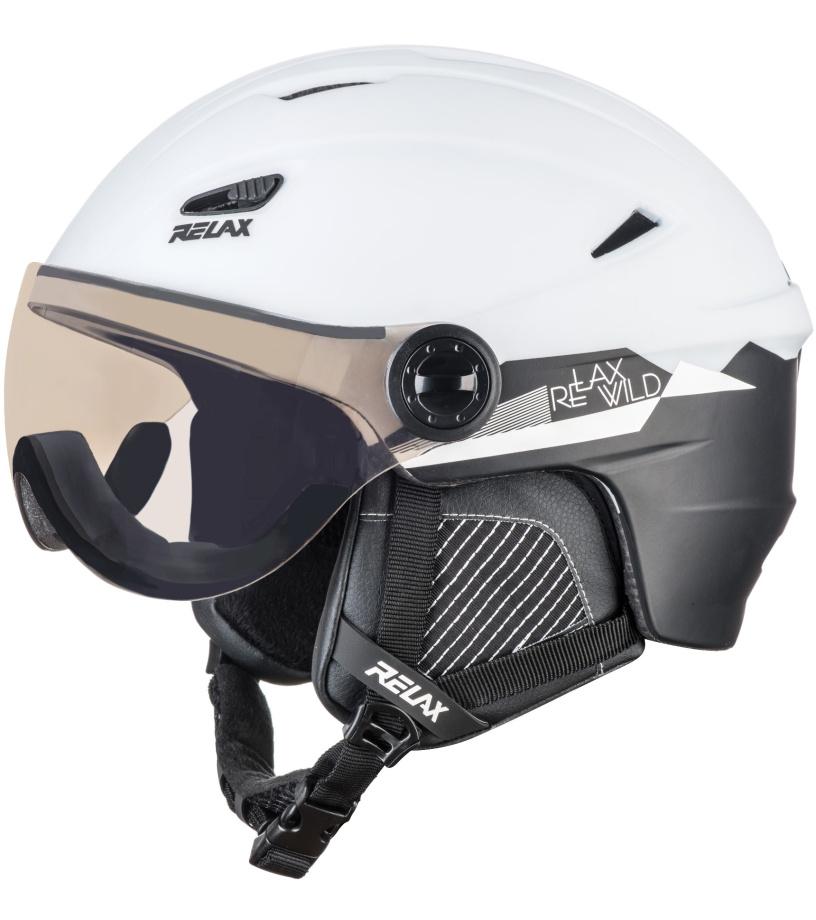 RELAX STEALTH Lyžařská helma RH24D L