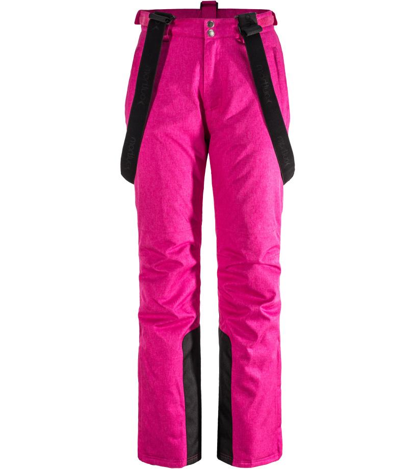 Outhorn Dámské lyžařské kalhoty SPDN600HOZ17PNK Růžová L
