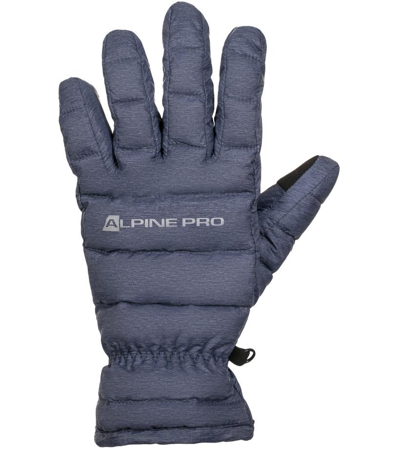 ALPINE PRO LEZET Unisex rukavice UGLK007602 mood indigo