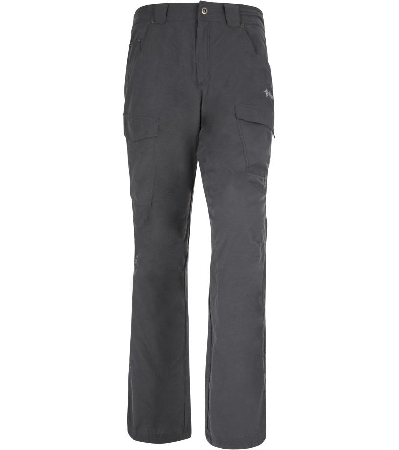 KILPI Outdoorové kalhoty TRAVELLER EM0021KIDGY Tmavě šedá