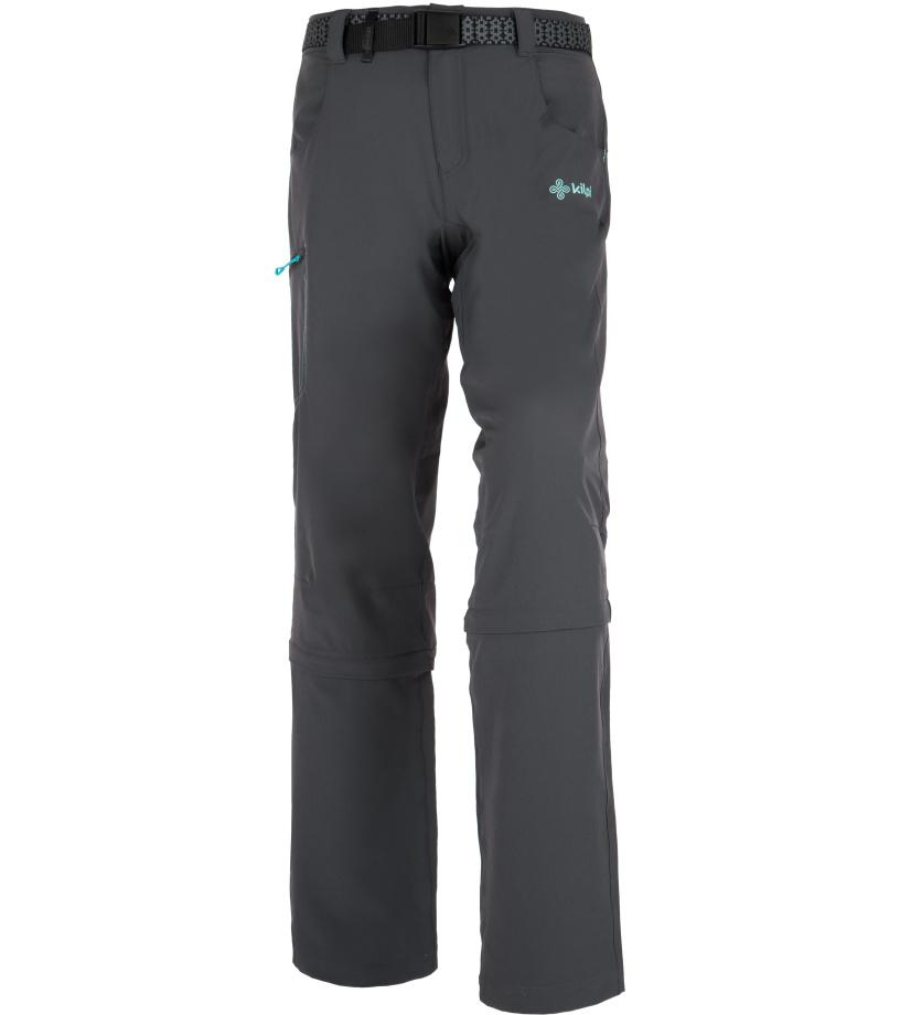 KILPI Dámské kalhoty SUSANNA-W GL0012KIDGY Tmavě šedá