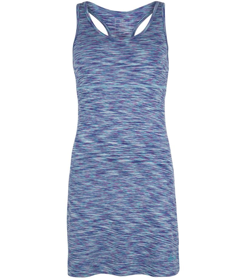 KILPI Dámské šaty SONORA-W GL0070KITRQ Tyrkysová 38