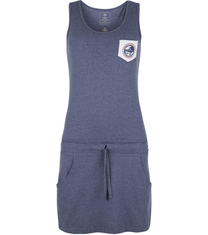 KILPI Dámské šaty FANTASIA-W GL0140KIBLU Modrá